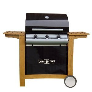 Photo of Plum 5 Burner Stainless Steel BBQ BBQ