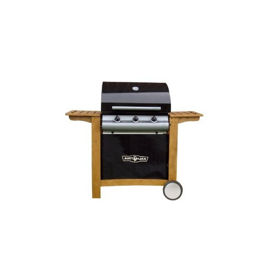 Plum 5 Burner Stainless Steel BBQ