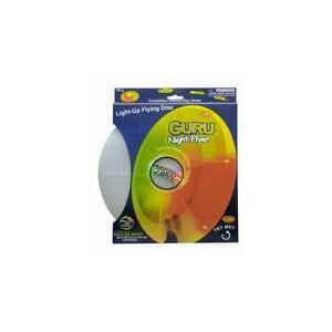 Photo of Guru Night Flyer Frisbee Toy