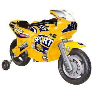 Photo of FAMOSA Superbike Racing Yellow 6V   Toy