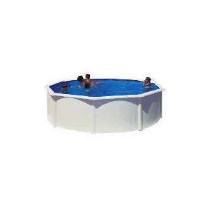 Photo of Steel Swimming Pool - Large Paddling Pool