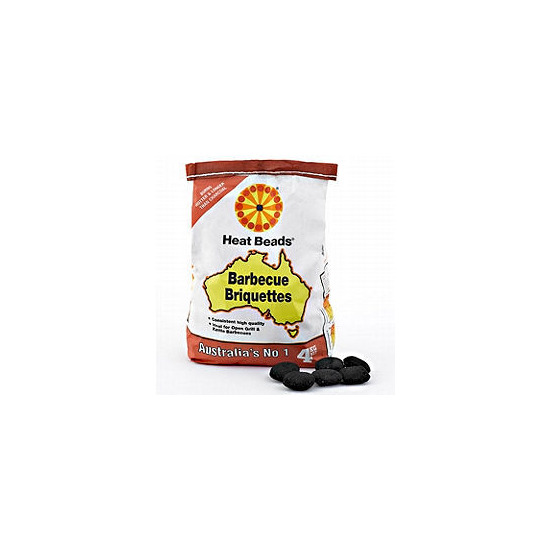 Heat Beads Barbecue Briquettes