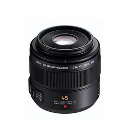 Panasonic H-ES045E 45 mm f/2.8 Macro Lens Reviews