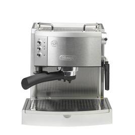 DeLonghi EC710 Espresso Machine - Silver & Stainless Steel Reviews