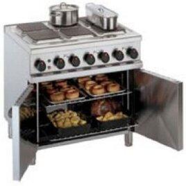 Lincat Electric Oven Range 6 Hob