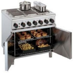 Photo of Lincat Electric Oven Range 6 Hob Cooker