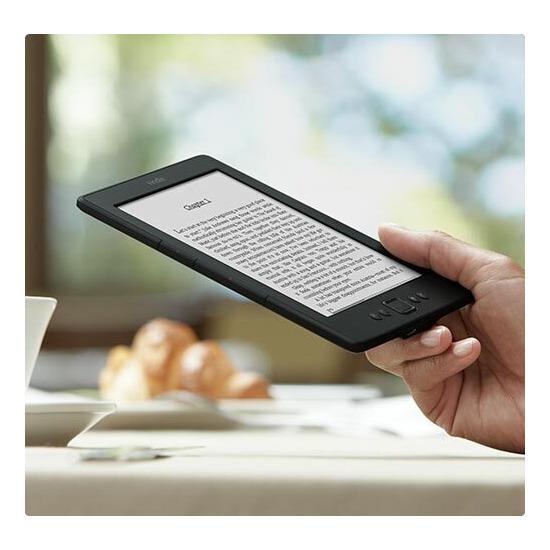 Amazon Kindle WiFi (5th-Gen)