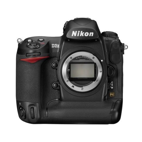 Nikon D3x (Body Only)