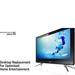 Samsung Series 5 DP500A2D Reviews