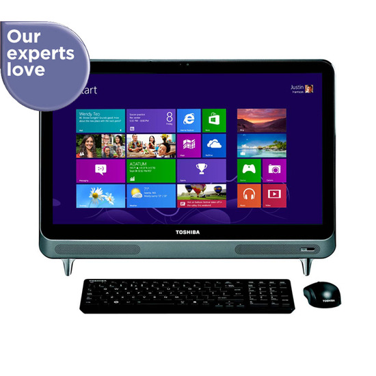 Toshiba LX830-11D All-in-One