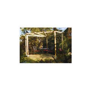 Photo of Decking & Pergola Kit Garden Furniture