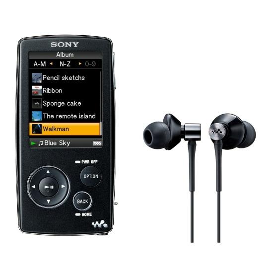 Sony NWA-806 4GB
