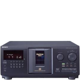 Sony CDP-CX355 Reviews
