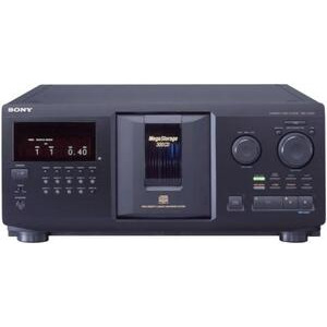 Photo of Sony CDP-CX355 CD Changer