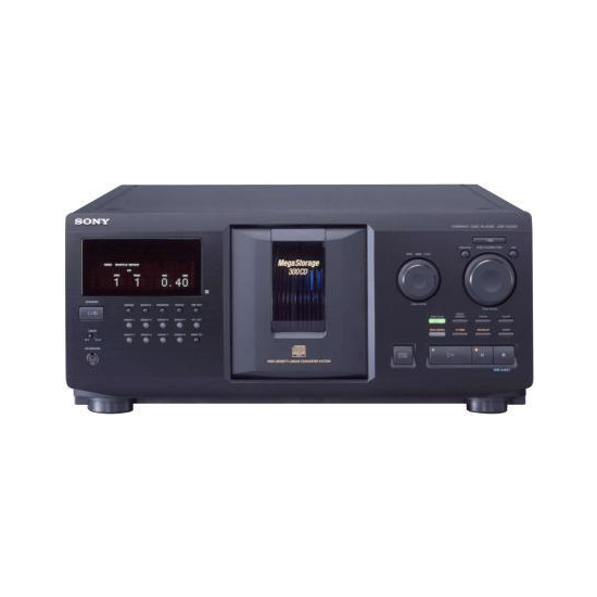 Sony CDP-CX355