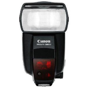Photo of Canon Speedlite 580EX II Camera Flash
