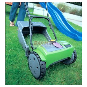 Photo of GTECH CM01 Cordless Cylinder Lawn Mower Garden Equipment