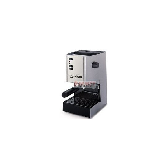 Gaggia 74657 Espresso Coffee Maker (Grey Finish)