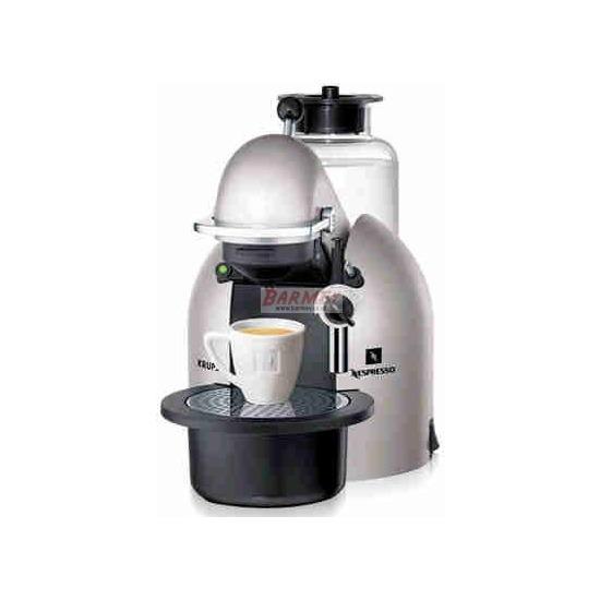 Nespresso Krups XN4050 Concept Auto-Cappuccino Coffee Maker (Silver)