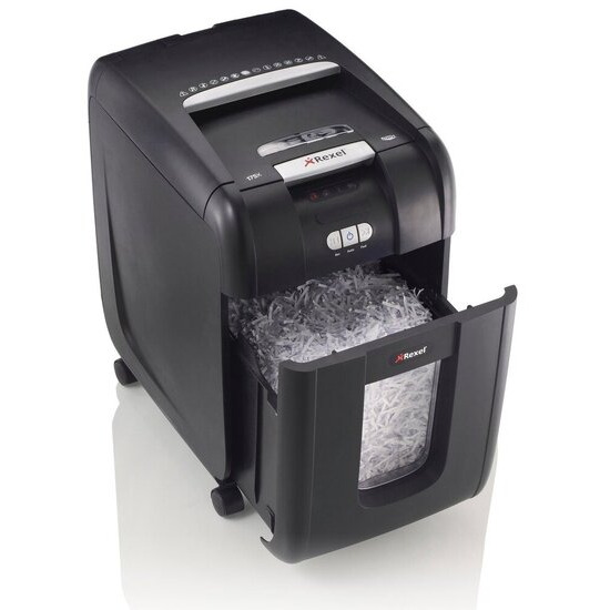 Rexel Auto+ 200X Cross Cut Shredder
