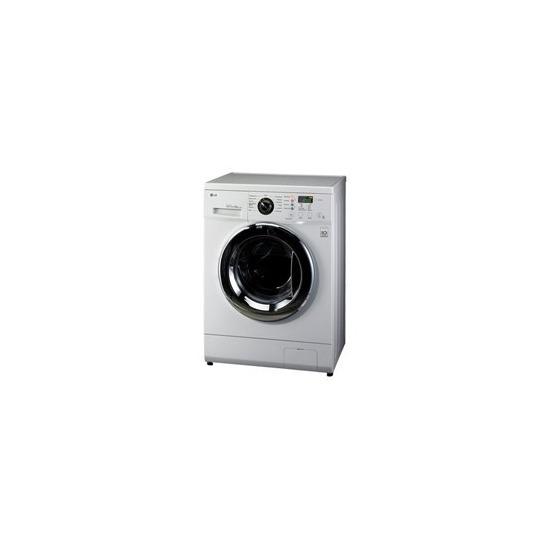 LG F1289TD 8kg 1200 Spin Freestanding Washing Machine
