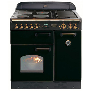 Photo of Rangemaster Classic 90 Electric Solid Plate Cooker