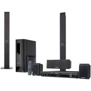 Photo of Panasonic SC-PT550 Home Cinema System