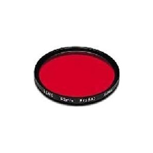 Photo of Red Filter 58MM Photography Filter