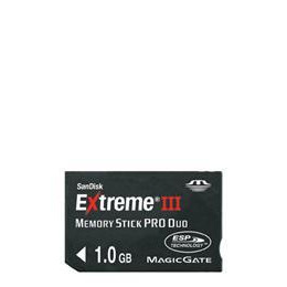 1GB Extreme III Memory Stick PRO Duo Reviews