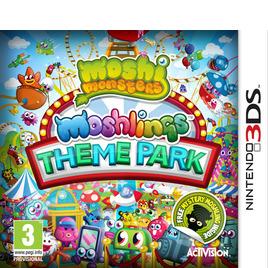 Nintendo Moshi Monsters: Moshlings Theme Park - for Nintendo 3DS