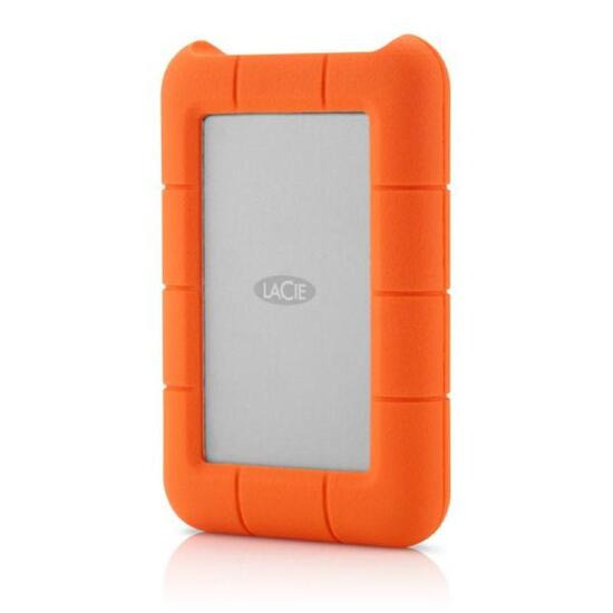 LaCie Rugged USB 3.0 Thunderbolt - 1TB