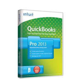 Intuit QuickBooks Pro 2013  (PC) Reviews