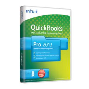 Photo of Intuit QuickBooks Pro 2013  (PC) Software
