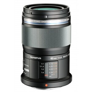 Photo of m.ZUIKO ED 60MM F/2.8 Lens