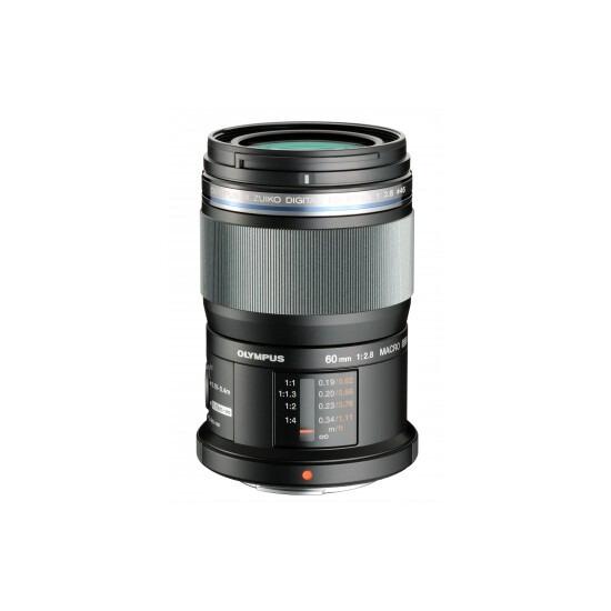 M.ZUIKO ED 60mm f/2.8