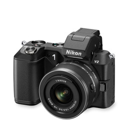 Nikon 1 V2  with 10-30mm VR Lens Reviews