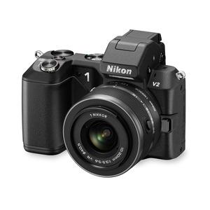 Photo of Nikon 1 V2  With 10-30MM VR Lens Digital Camera