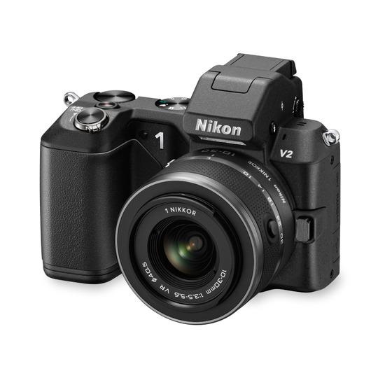 Nikon 1 V2  with 10-30mm VR Lens