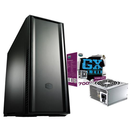 Coolermaster Silencio 650 GX Lite 700W