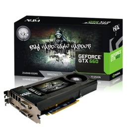Kfa2 NVIDIA GTX660 Reviews