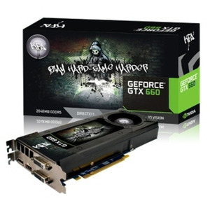 Photo of KFA2 NVIDIA GTX660 Graphics Card