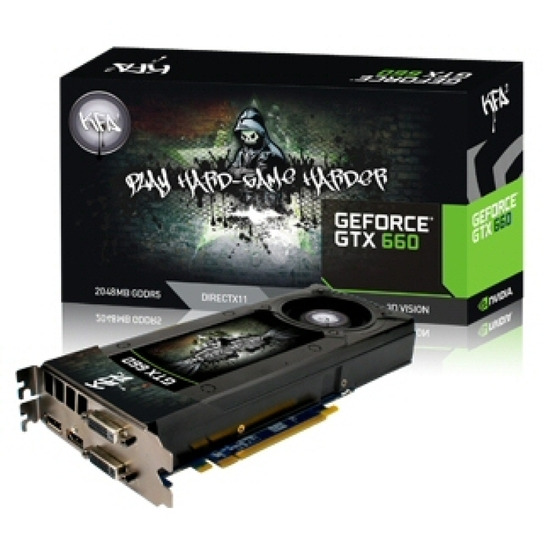 Kfa2 NVIDIA GTX660