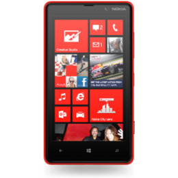 Nokia Lumia 820 Reviews