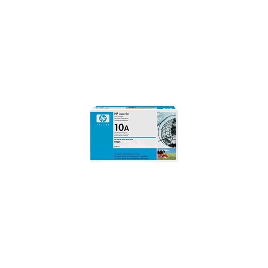 HP Laserjet Black Toner Cartridge, Q2610A
