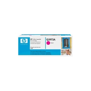 Photo of Toner Cartridge Magenta 2K Pages (Q3973A) Ink Cartridge