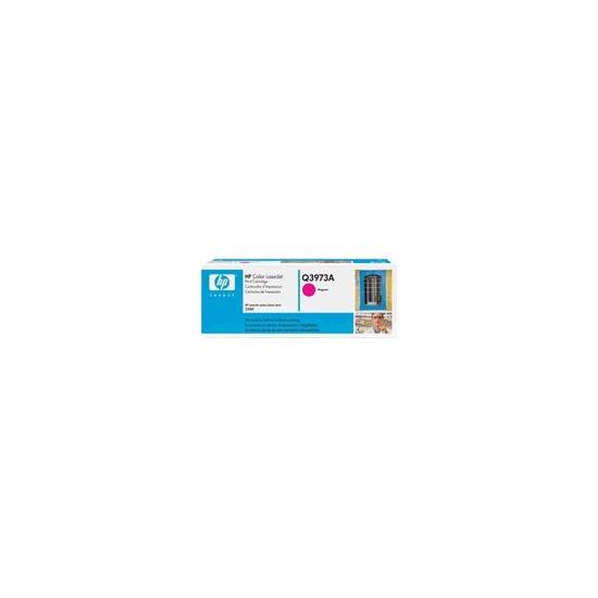 Toner Cartridge Magenta 2k Pages (q3973a)