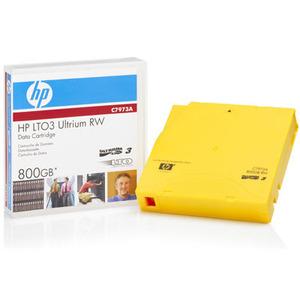 Photo of Hewlett-Packard LTO-3 Ultrium 800GB RW Data Cartridge - Each Printer Paper