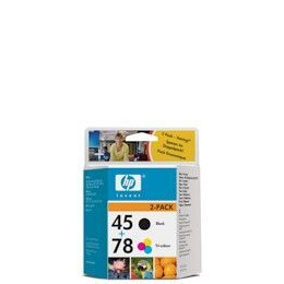 HP Ink Cartridge Combo Pack No 45  + No 78 Reviews