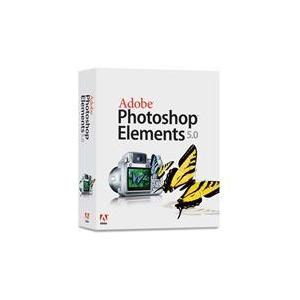 Photo of Adobe Photoshop Elements 5 0 Software