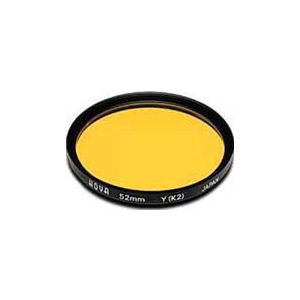 Photo of Hoya Yellow Filter 46MM Photography Filter